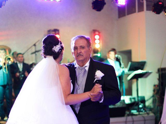 La boda de Diego y Blanca en Gómez Palacio, Durango 23