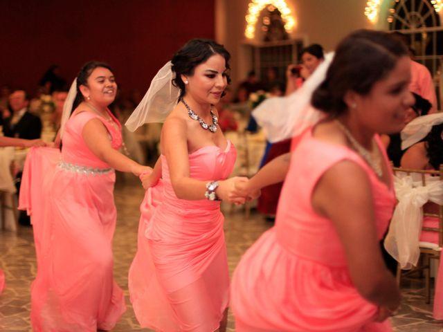 La boda de Diego y Blanca en Gómez Palacio, Durango 25