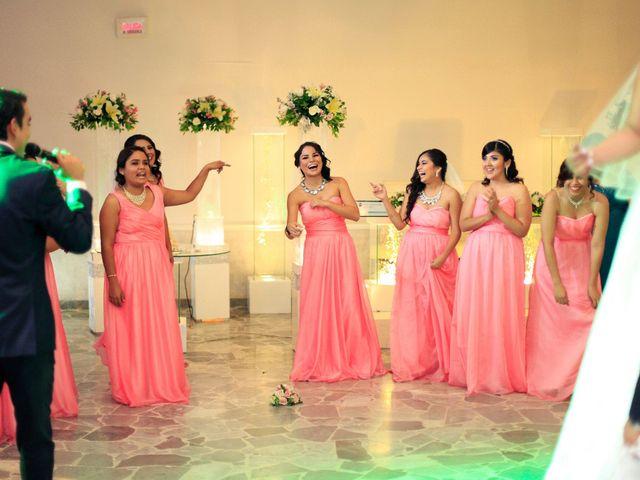 La boda de Diego y Blanca en Gómez Palacio, Durango 26