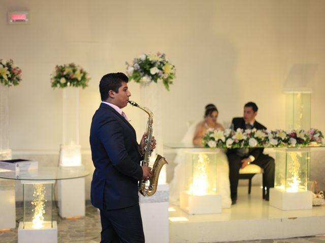 La boda de Diego y Blanca en Gómez Palacio, Durango 32
