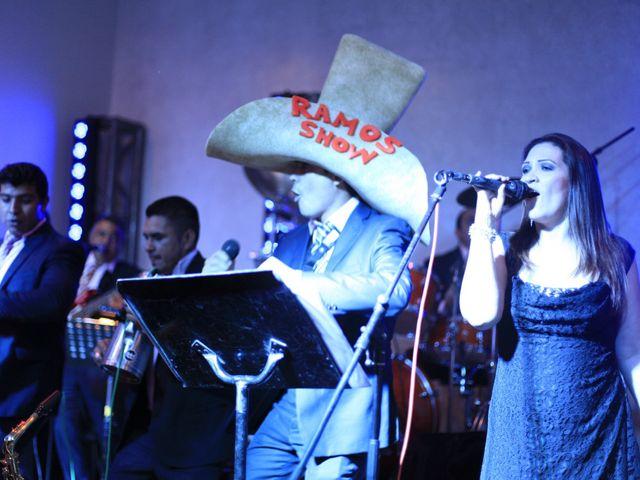 La boda de Diego y Blanca en Gómez Palacio, Durango 33