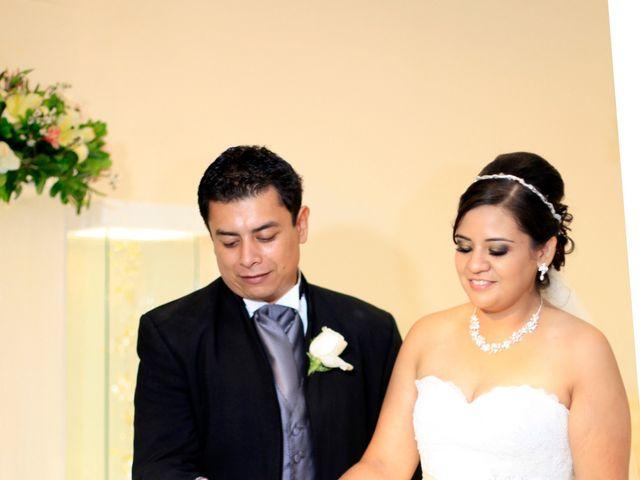 La boda de Diego y Blanca en Gómez Palacio, Durango 34