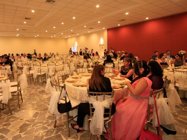 La boda de Diego y Blanca en Gómez Palacio, Durango 38