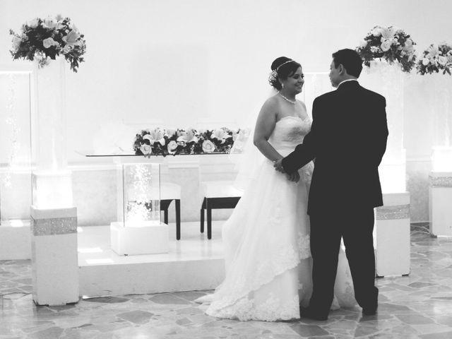 La boda de Diego y Blanca en Gómez Palacio, Durango 45