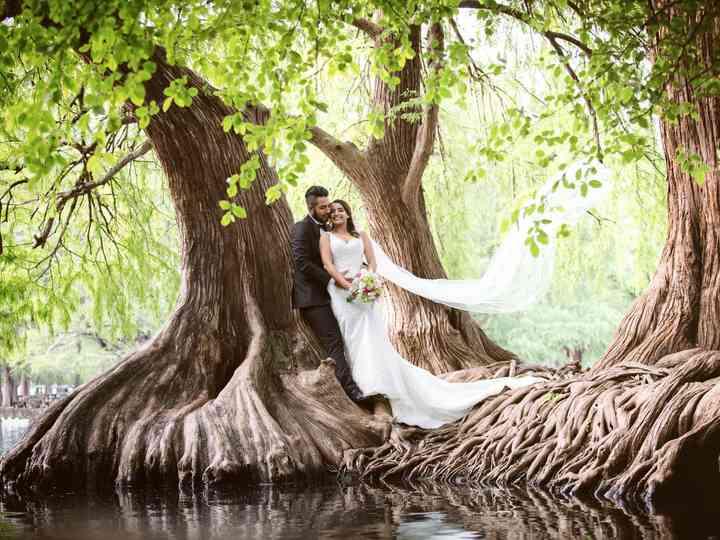 La boda de Erika y Julio