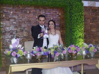 La boda de Goretti y Emilio