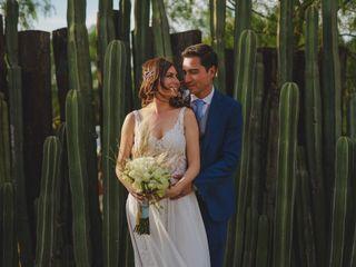 La boda de Mónica y Enrique 1