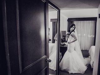 La boda de Marcela y Xorge 1