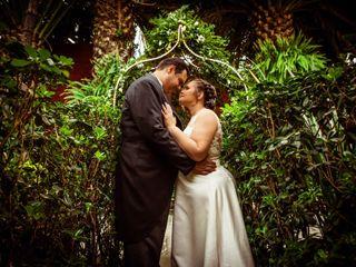 La boda de Andrea y Manuel