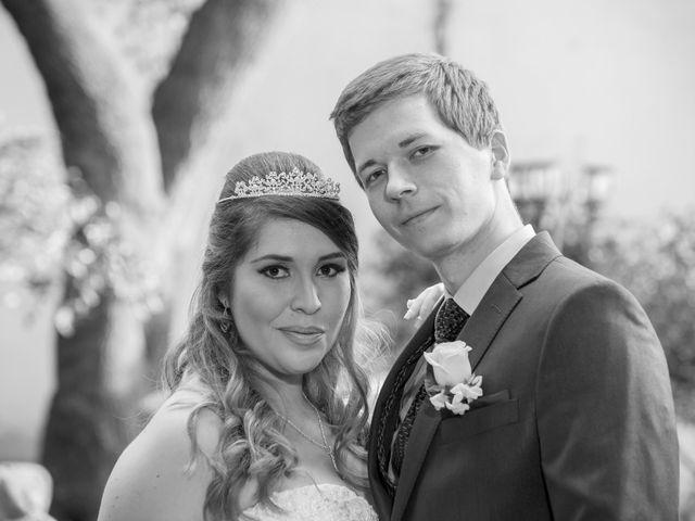La boda de Karen y Mario