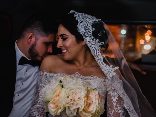 La boda de Sandra y Gerardo