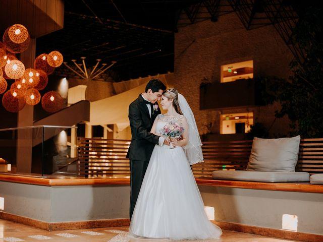 La boda de Daniela y Oscar