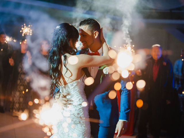 La boda de Marcela y Xorge