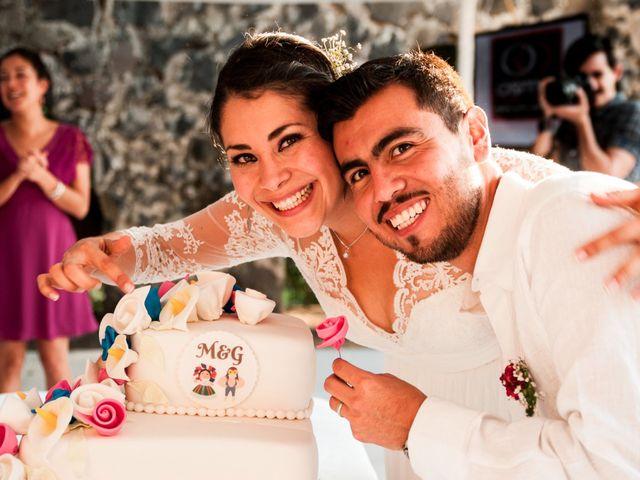 La boda de Maria y Gerardo