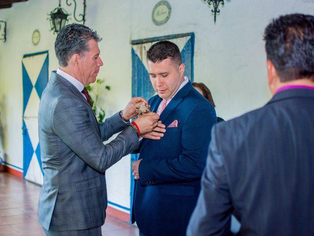 La boda de Miguel y Mishell en Naucalpan, Estado México 14