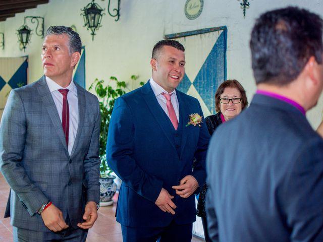 La boda de Miguel y Mishell en Naucalpan, Estado México 15