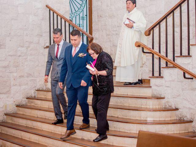 La boda de Miguel y Mishell en Naucalpan, Estado México 16