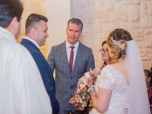 La boda de Miguel y Mishell en Naucalpan, Estado México 19