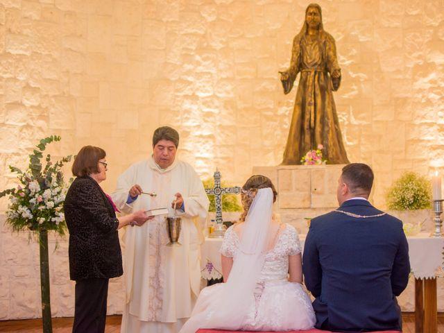 La boda de Miguel y Mishell en Naucalpan, Estado México 25