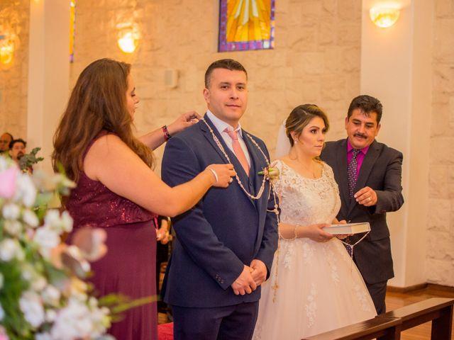 La boda de Miguel y Mishell en Naucalpan, Estado México 27
