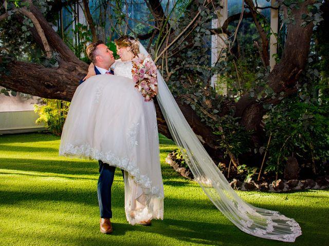 La boda de Miguel y Mishell en Naucalpan, Estado México 29