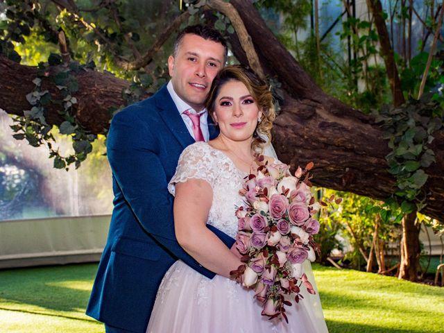 La boda de Miguel y Mishell en Naucalpan, Estado México 30