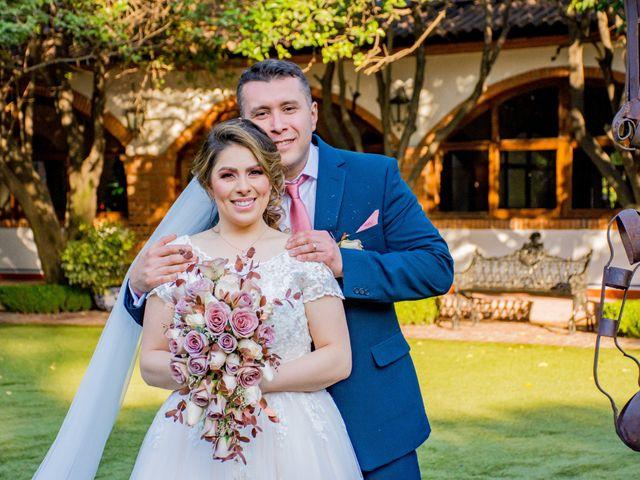 La boda de Miguel y Mishell en Naucalpan, Estado México 32