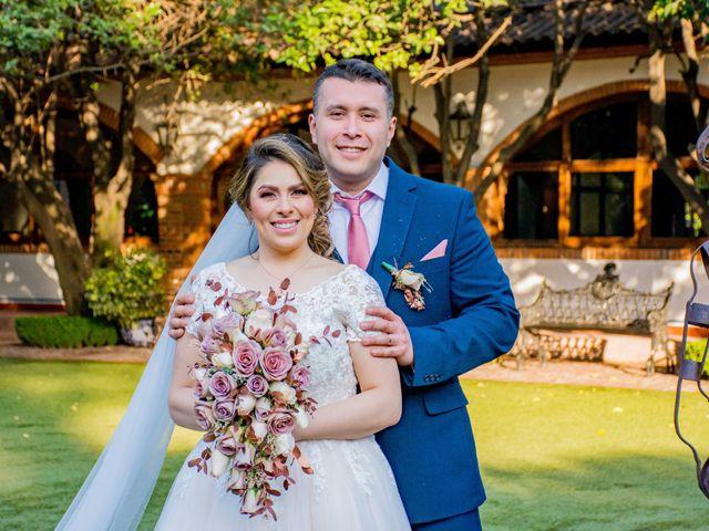 La boda de Mishell y Miguel
