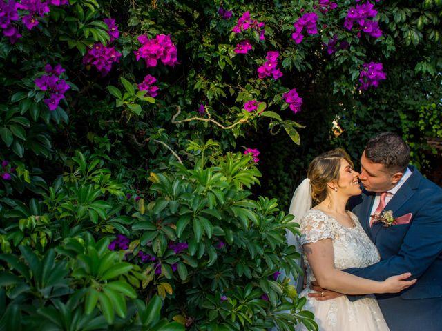 La boda de Miguel y Mishell en Naucalpan, Estado México 33