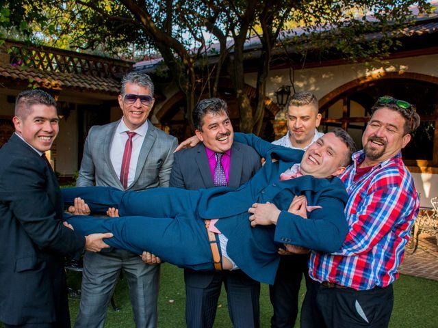 La boda de Miguel y Mishell en Naucalpan, Estado México 34