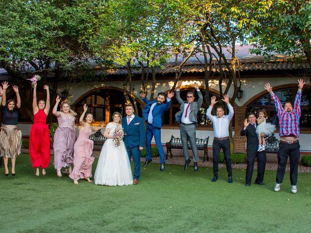 La boda de Miguel y Mishell en Naucalpan, Estado México 38