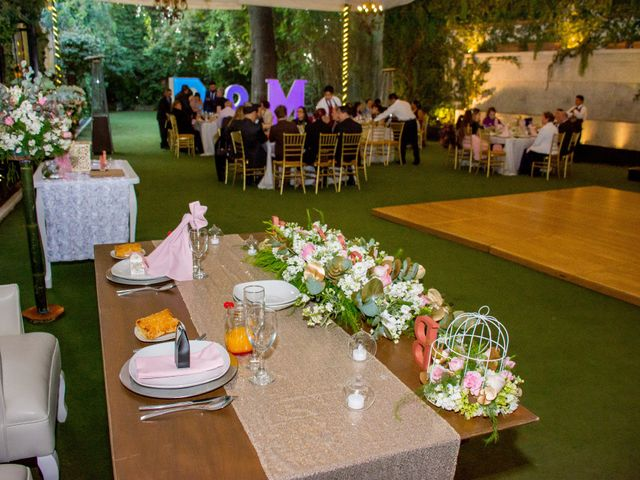 La boda de Miguel y Mishell en Naucalpan, Estado México 40