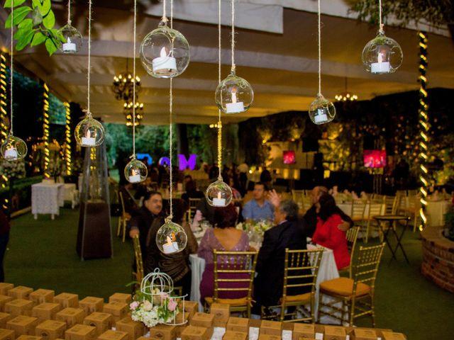 La boda de Miguel y Mishell en Naucalpan, Estado México 44