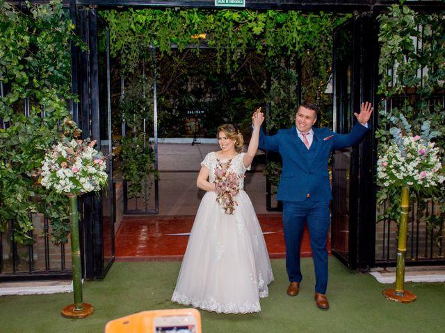 La boda de Miguel y Mishell en Naucalpan, Estado México 45