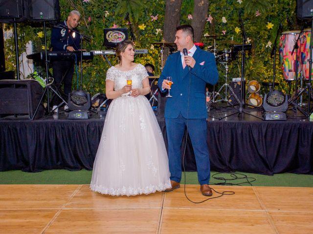 La boda de Miguel y Mishell en Naucalpan, Estado México 47