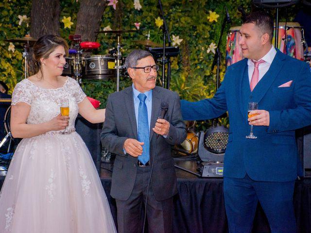La boda de Miguel y Mishell en Naucalpan, Estado México 48