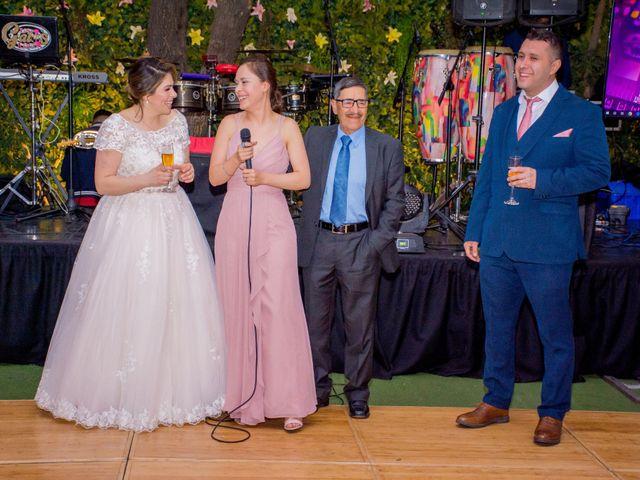 La boda de Miguel y Mishell en Naucalpan, Estado México 49