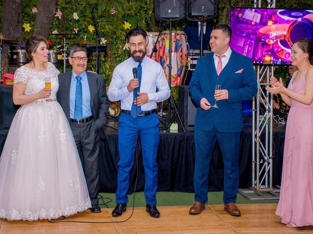 La boda de Miguel y Mishell en Naucalpan, Estado México 50