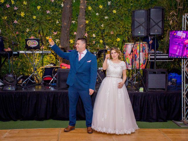 La boda de Miguel y Mishell en Naucalpan, Estado México 51