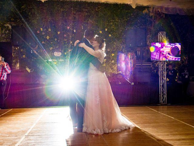La boda de Miguel y Mishell en Naucalpan, Estado México 52