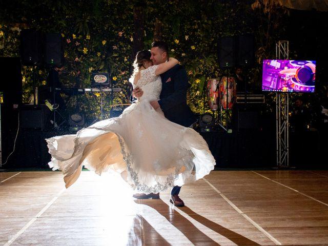 La boda de Miguel y Mishell en Naucalpan, Estado México 53