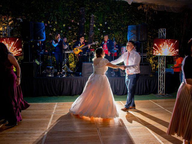 La boda de Miguel y Mishell en Naucalpan, Estado México 54
