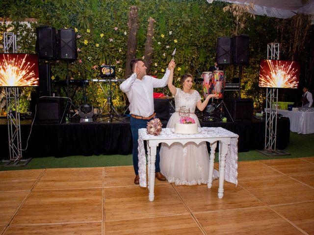 La boda de Miguel y Mishell en Naucalpan, Estado México 55
