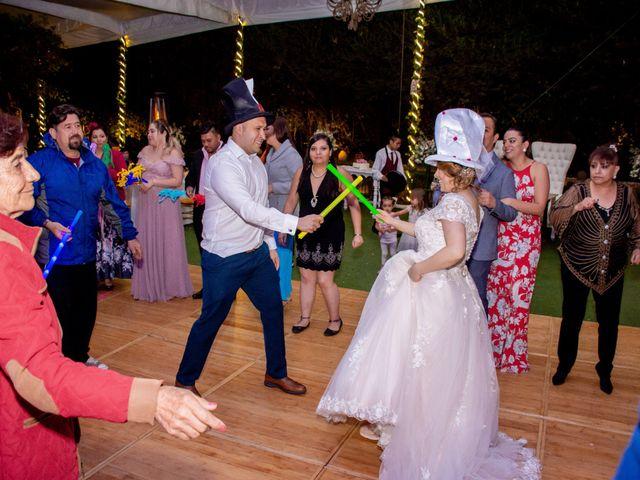 La boda de Miguel y Mishell en Naucalpan, Estado México 58