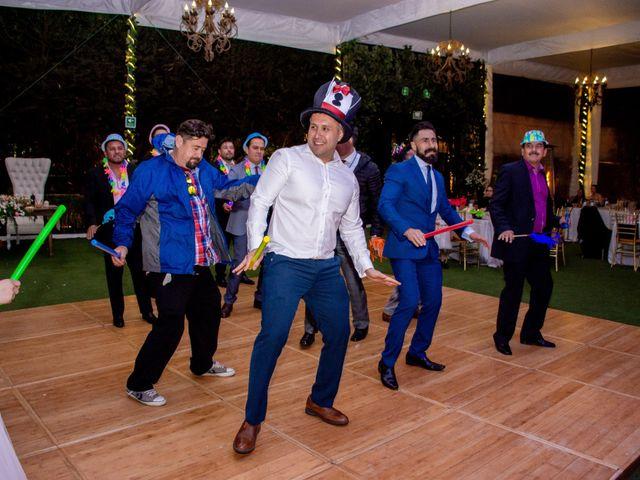 La boda de Miguel y Mishell en Naucalpan, Estado México 60