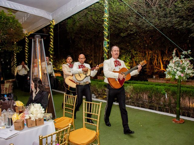 La boda de Miguel y Mishell en Naucalpan, Estado México 63