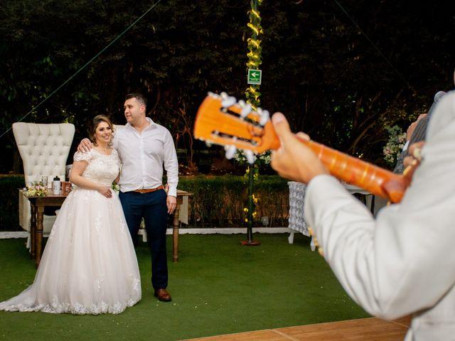 La boda de Miguel y Mishell en Naucalpan, Estado México 64