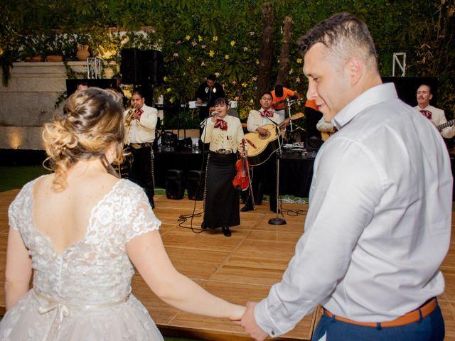 La boda de Miguel y Mishell en Naucalpan, Estado México 65