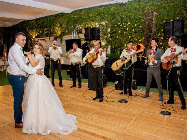 La boda de Miguel y Mishell en Naucalpan, Estado México 66