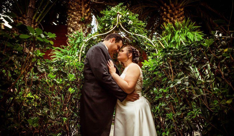La boda de Manuel y Andrea en Tlalnepantla, Estado México